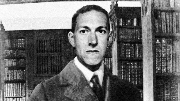 Escritores Terror Contemporáneo H P Lovecraft