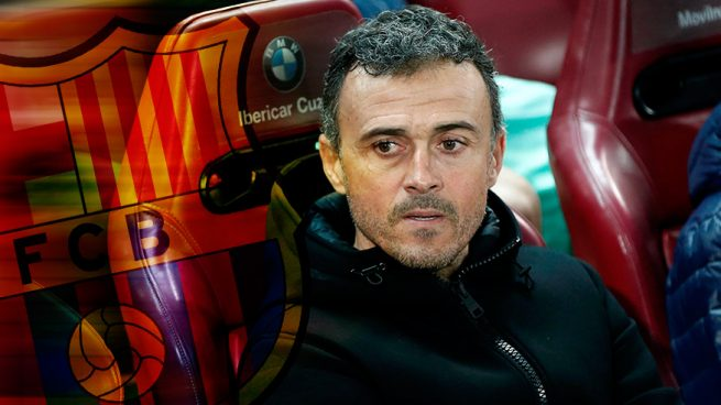 Luis Enrique Barça