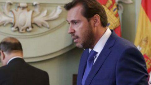 Óscar Puente, alcalde de Valladolid y portavoz de la ejecutiva del PSOE.