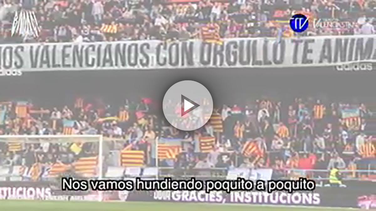 Este es la versión del Despacito contra Lim que arrasa en Valencia. (territorio valenciastán)