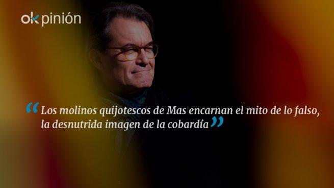 Los molinos de Artur Mas