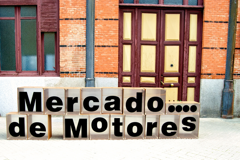 Mercado de Motores Madrid (by Luis LuCheng)