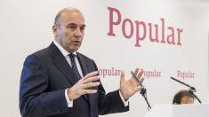 El consejero delegado de Banco Popular, Pedro Larena.