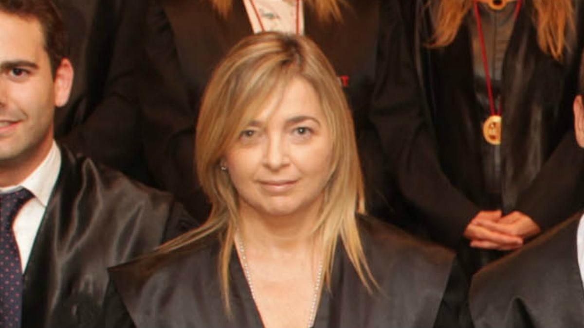 María Isabel Negueruela Morales en una foto de archivo.