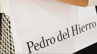 Bolsa de las tiendas de Pedro del Hierro. Foto: Facebook