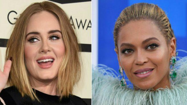 Grammy Adele Beyoncé