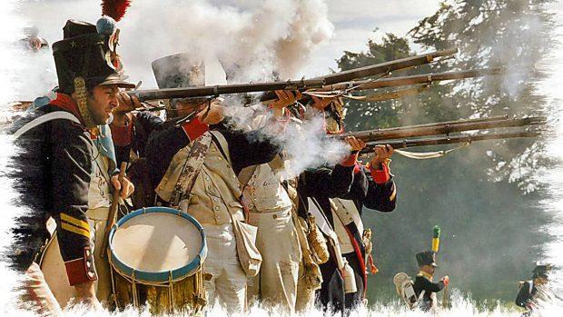guerras más sangrientas napoleonicas