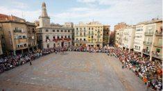 Reus durante la Fiesta Mayor de San Pedro (Foto: reus.cat)
