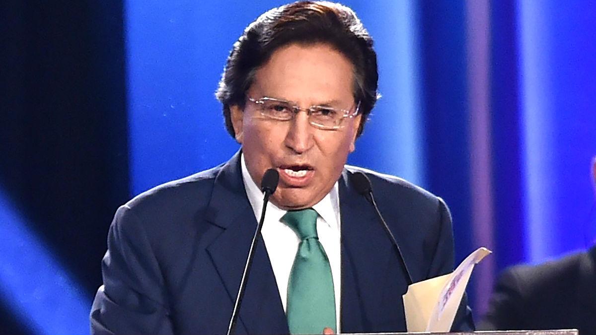 El ex presidente de Perú Alejandro Toledo en una imagen de 2016 (Foto: AFP).
