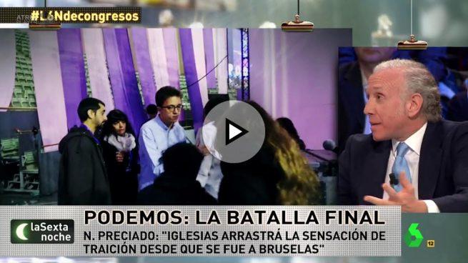 """Inda: """"Es un hecho que Podemos está partido en dos y si gana Iglesias Errejón será purgado"""""""