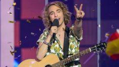 Manel Navarro será el representante de España en Eurovisión 2017. Foto: EFE