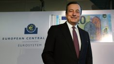El presidente del BCE, Mario Draghi. (Foto: Getty Images)