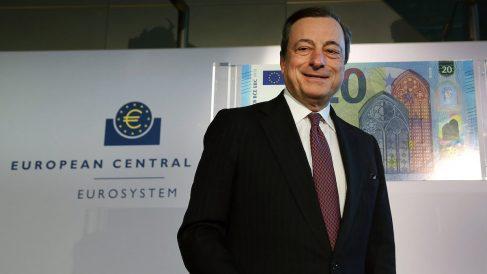El presidente del BCE, Mario Draghi. (Foto: Getty Images)