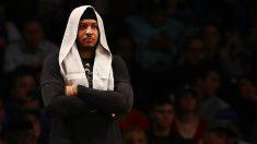 Carmelo Anthony ha sido el referente de los Knicks en los últimos años. (AFP)