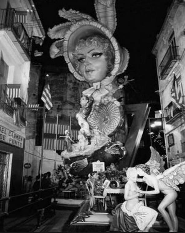 Fallas 2017 cuales son las fallas m s antiguas de valencia for Fotos antiguas de valencia