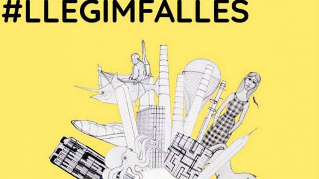 Fallas 2017: campaña LlegimFalles para potenciar la lectura