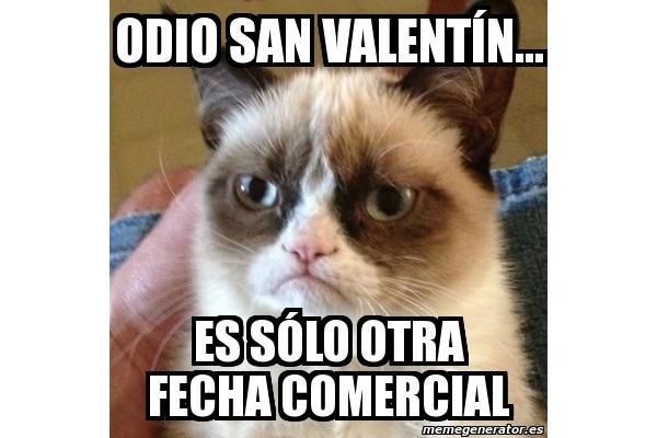 Los mejores memes para reírse de San Valentín