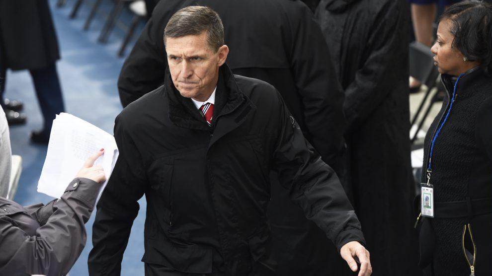 Michael Flynn. (Foto: AFP)