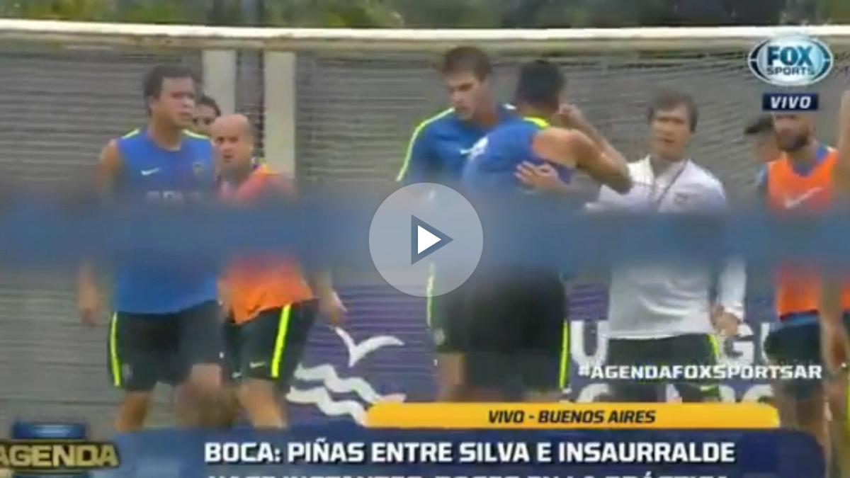 Boca Juniors vive un momento convulso.