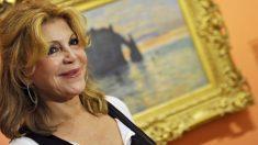 Carmen Cervera. Foto: AFP