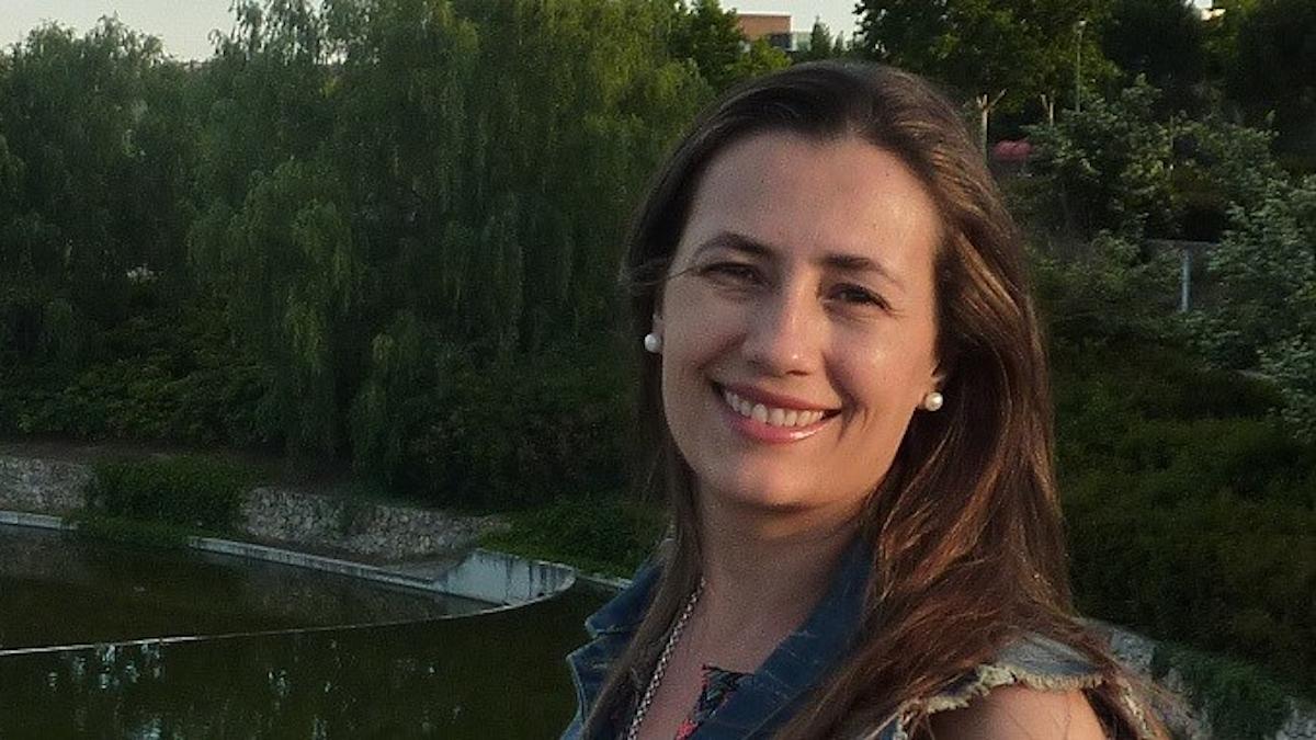 Yolanda Estrada, ex teniente de alcalde de Pozuelo de Alarcón (Madrid).