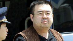 Kim Jong-nam, hermanastro de Kim Jong-un, líder del régimen totalitario de Corea del Norte. Foto: AFP