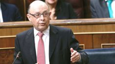 El ministro de Hacienda, Cristóbal Montoro (Foto: Efe)