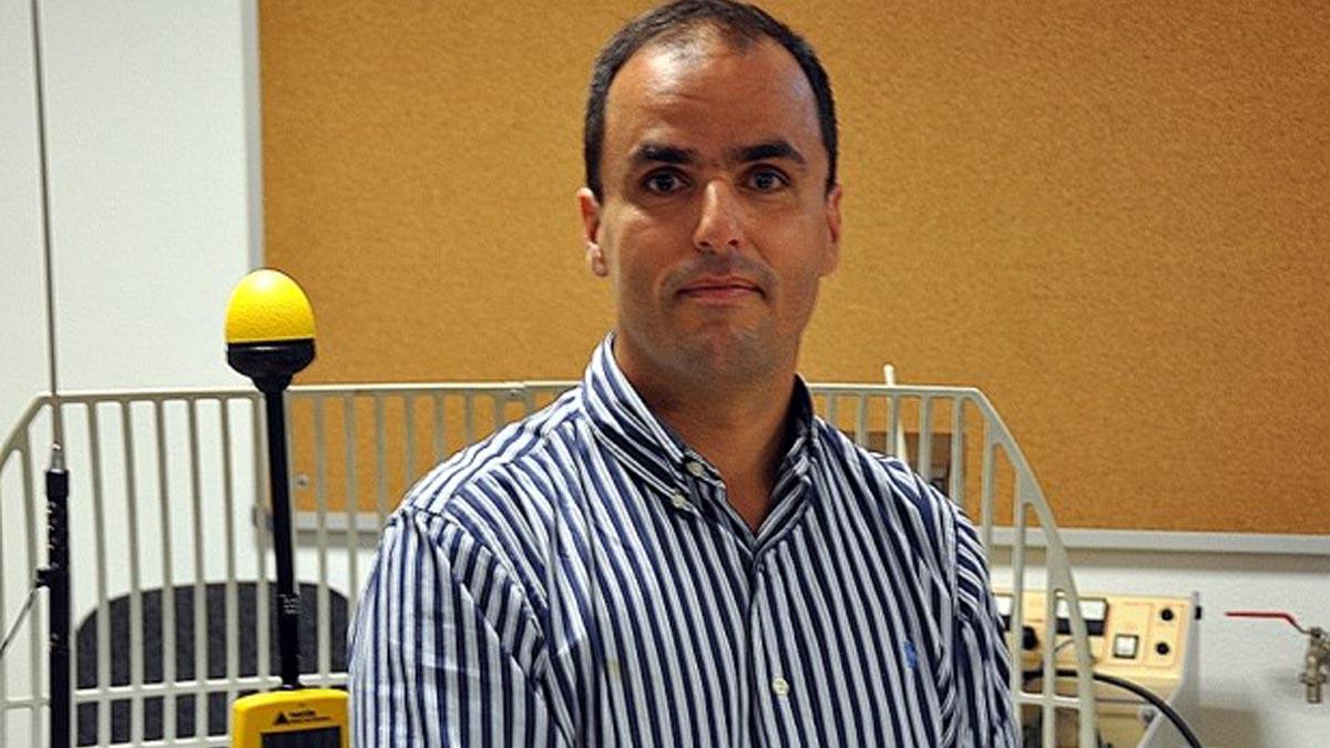 Javier Ramos López, rector de la URJC.