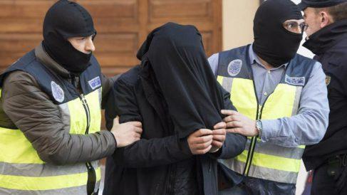 Operación contra el yihadismo, en Ceuta.