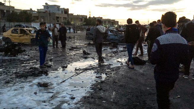 Atentado-Estado Islámico-Kerbala