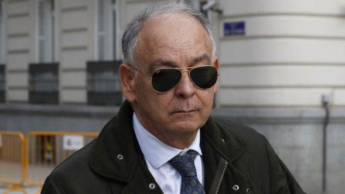 Eugenio Pino. (Foto: EFE)