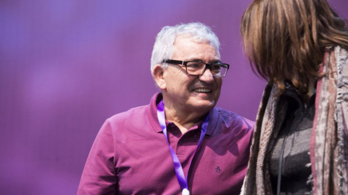 El consejero estatal de Podemos José Manuel Juzgado Feito (Foto: Twitter)