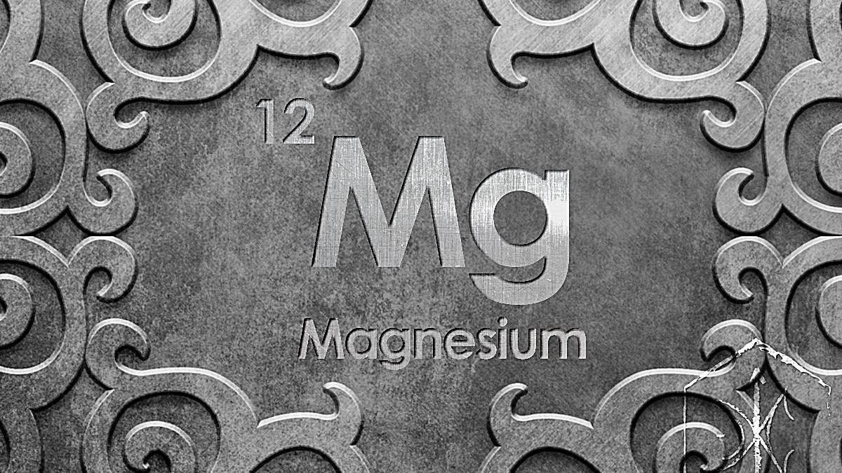 magnesio características elemento químico
