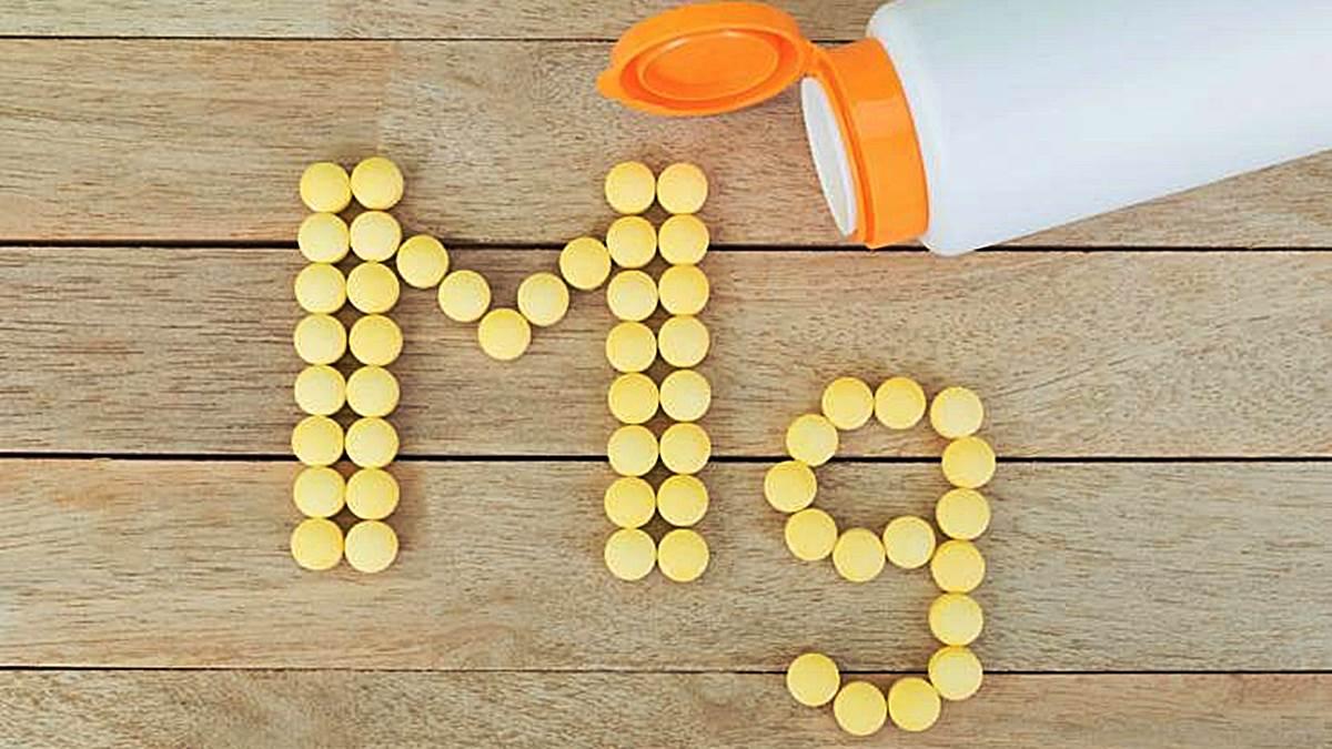 magnesio características mg 2