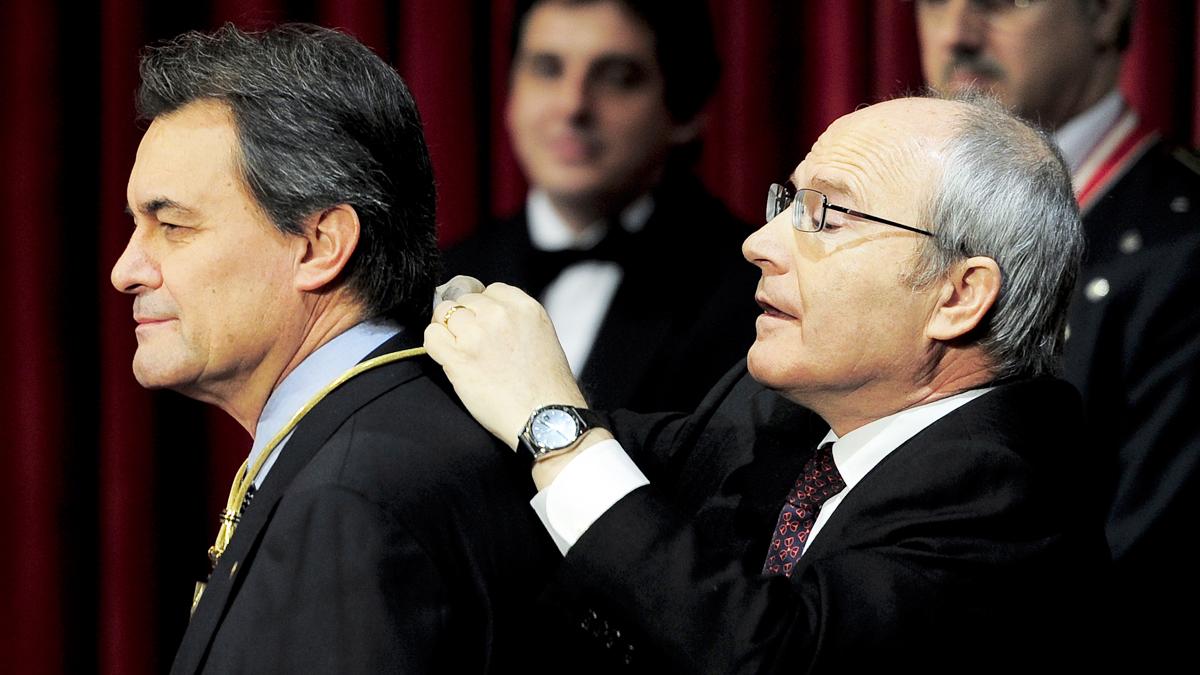 El ex presidente de la Generalitat, José Montilla