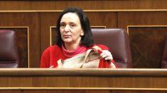 La diputada de Podemos Carolina Bescansa (Foto: Efe)