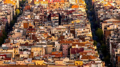 Viviendas en Barcelona (Foto: Getty).