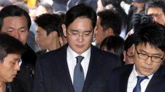 El heredero del imperio Samsung acude a declarar por el caso Rasputina. (Foto: AFP)