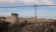 Perímetro exterior de la cárcel de Brieva. (Foto: Francisco Toledo)