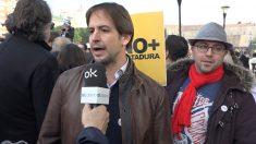 Cristiano Brown, portavoz nacional de UPyD.