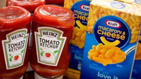 Productos de Kraft Heinz