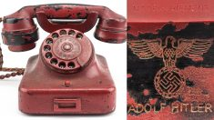 El teléfono de Hitler. (Foto: Alexander Historical Auctions)