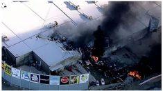 Accidente de avioneta en Australia con cinco personas a bordo.