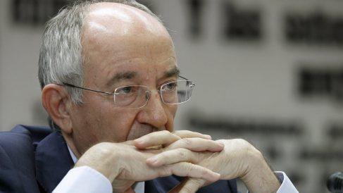 Miguel Ángel Fernández Ordóñez, ex gobernador del Banco de España.