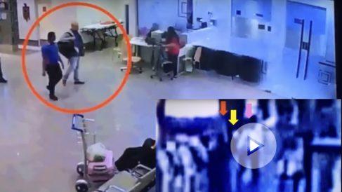 Imágenes del asesinato del hermanastro de Kim Jong-un.
