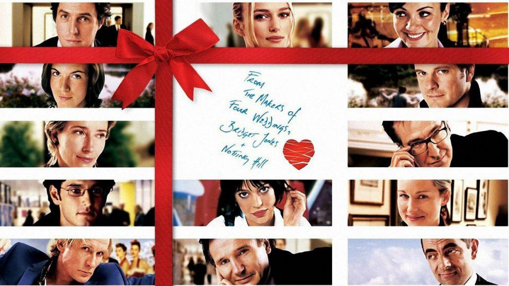 La película 'Love Actually' se estrenó en 2003 y es un clásico de las comedias románticas.