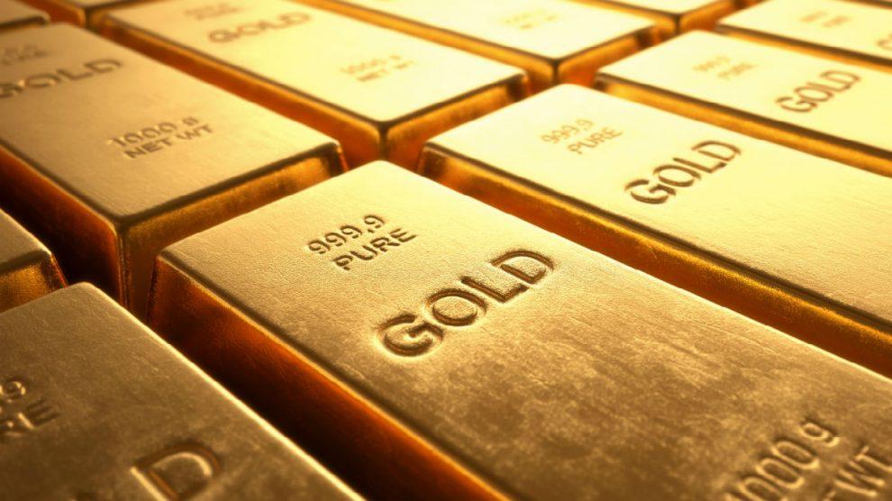 Lingotes de oro (Foto: GETTY/ISTOCK).