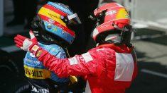 Pat Symonds considera a Michael Schumacher un piloto más rápido que Fernando Alonso. (Getty)