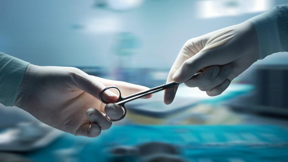 La vasectomía través de cirugía podría terminarse.