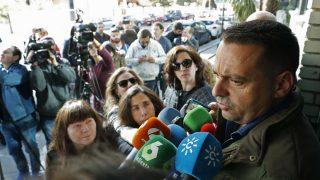 El coordinador general del Coordinadora Estatal de Trabajadores del Mar (CETM), Antolín Goya (Foto: EFE).